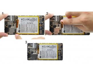 Как заменить материнскую плату Huawei P9