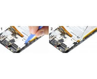 Как заменить кнопки управления громкостью Huawei P9