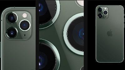 iPhone 11 Pro огляд камери