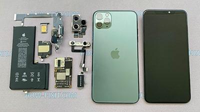 Инструкции по ремонту iPhone 11 Pro Max