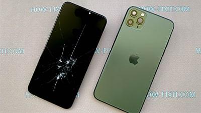 Как заменить экран на iPhone 11 Pro Max