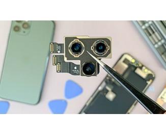 Как заменить камеру iPhone 11 Pro