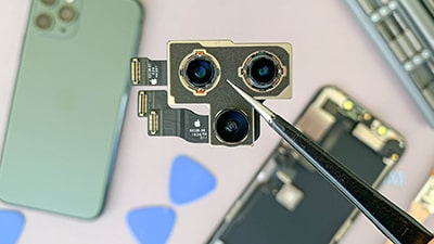 Как заменить камеру iPhone 11 Pro Max