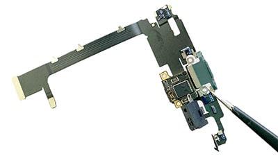 Как заменить разъем зарядки iPhone 11 Pro Max