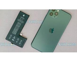Как заменить аккумулятор на iPhone 11 Pro