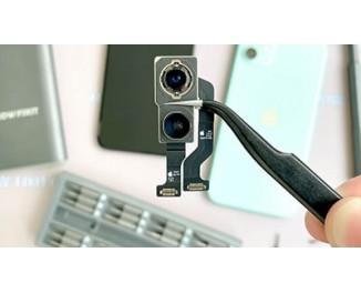 Как заменить камеру iPhone 11