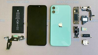Инструкции по ремонту iPhone 11