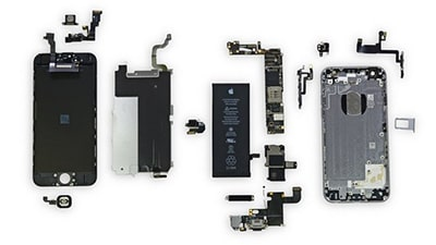 Інструкції по ремонту iPhone 6