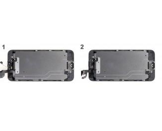 Как заменить фронтальную камеру iPhone 6