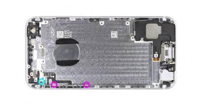 Как заменить кабель регулировки громкости iPhone 6
