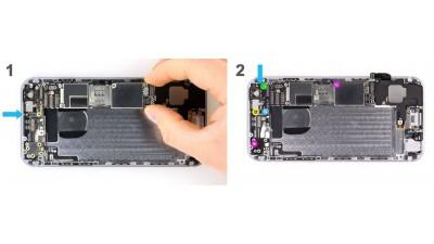 Как заменить динамик iPhone 6