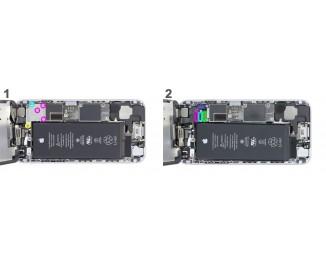 Как заменить вибро мотор iPhone 6