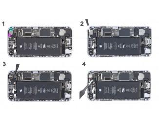 Как заменить основную камеру iPhone 6