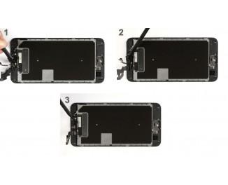 Как заменить фронтальную камеру iPhone 6s Plus