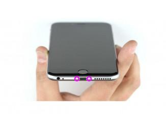 Как заменить заднюю крышку iPhone 6s Plus