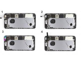 Как заменить основную камеру iPhone 6s Plus