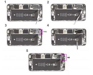 Как заменить разъем для зарядки iPhone 6s Plus