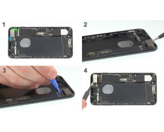 Как заменить основную камеру iPhone 7 Plus