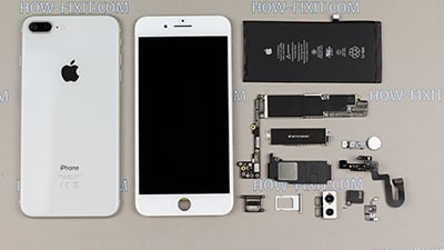 Инструкции по ремонту iPhone 7 Plus