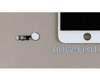 Как заменить кнопку home на iPhone 7 Plus