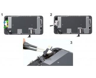 Как заменить слуховой динамик iPhone 8 Plus