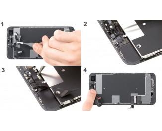 Как заменить фронтальную камеру iPhone 8 Plus