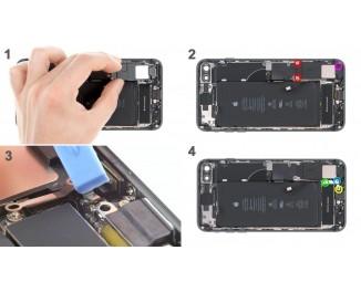 Как заменить динамик iPhone 8 Plus