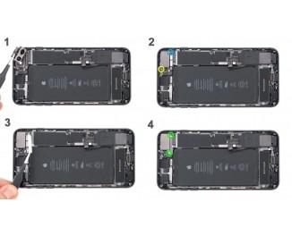 Как заменить основную камеру у iPhone 8 Plus