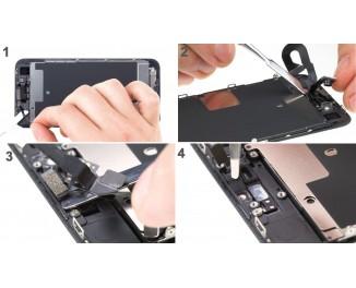 Как заменить фронтальную камеру iPhone 8