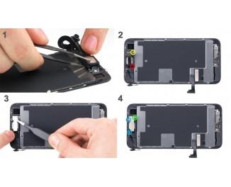 Как заменить слуховой динамик iPhone 8