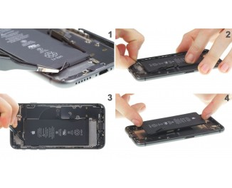 Как заменить батарею iPhone 8