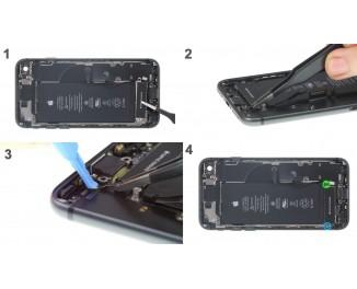 Как заменить Taptic Engine iPhone 8