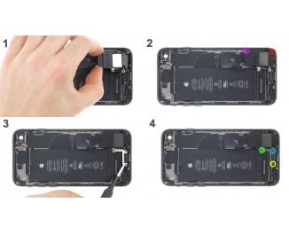 Как заменить динамик iPhone 8