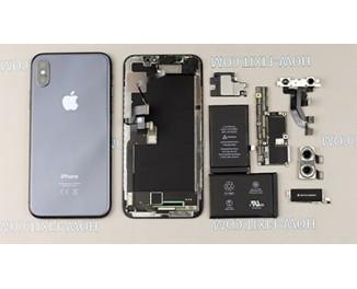 Инструкции по ремонту iPhone X