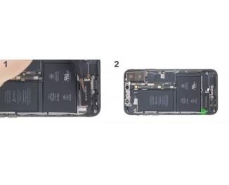 Как заменить вибромотор в iPhone X