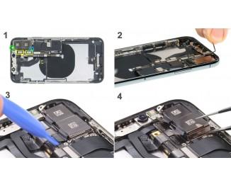 Как заменить основную камеру iPhone X
