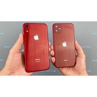 Собираем iPhone XR с корпусом в стиле iPhone 11