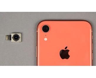 iPhone XR замена камеры