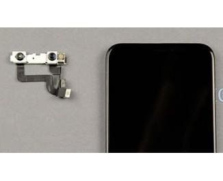 iPhone XR замена Face-ID или фронтальной камеры