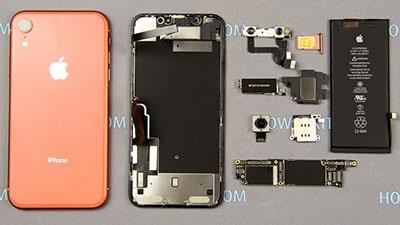 iPhone XR заміна кришки корпусу