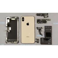 Полная разборка и замена корпуса iPhone XS Max