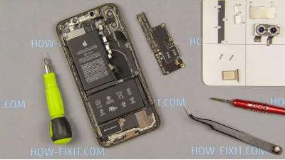 Инструкции по ремонту iPhone XS Max