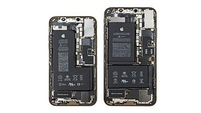 Разборка iPhone XS и iPhone XS Max