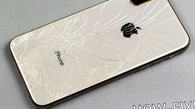 Замена стекла корпуса iPhone XS или iPhone XS Max