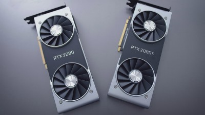 GeForce RTX 2080 vs GTX 1080