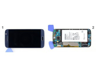 Как заменить дисплей Samsung Galaxy S6 Edge