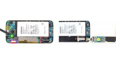 Как заменить материнскую плату Samsung Galaxy S6 Edge