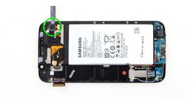 Как заменить вибро мотор Samsung Galaxy S6