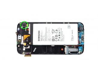 Как заменить вибро мотор Samsung Galaxy S6 Edge