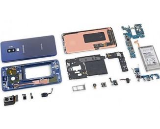 Инструкции по ремонту Samsung Galaxy S9 plus